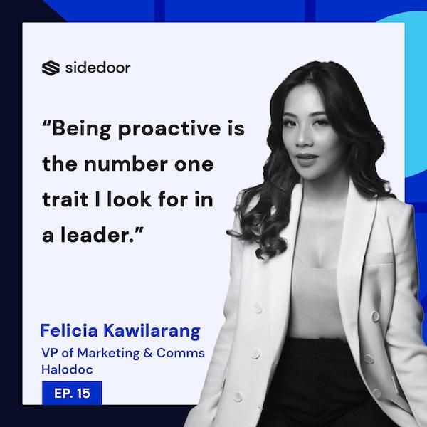 Felicia Kawilanrang - Traits of Early Employees
