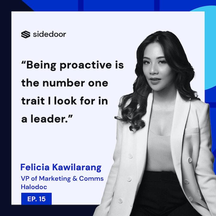 Felicia Kawilarang - Traits of Early Employees