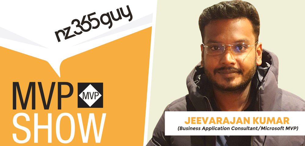 Jeevarajan Kumar on The MVP Show