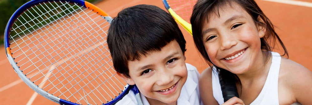 Why tennis is the perfect sport for your children