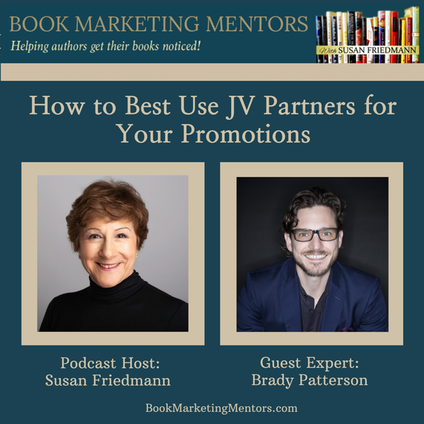 How to Best Use JV Partners for Your Promotions - BM254 Image