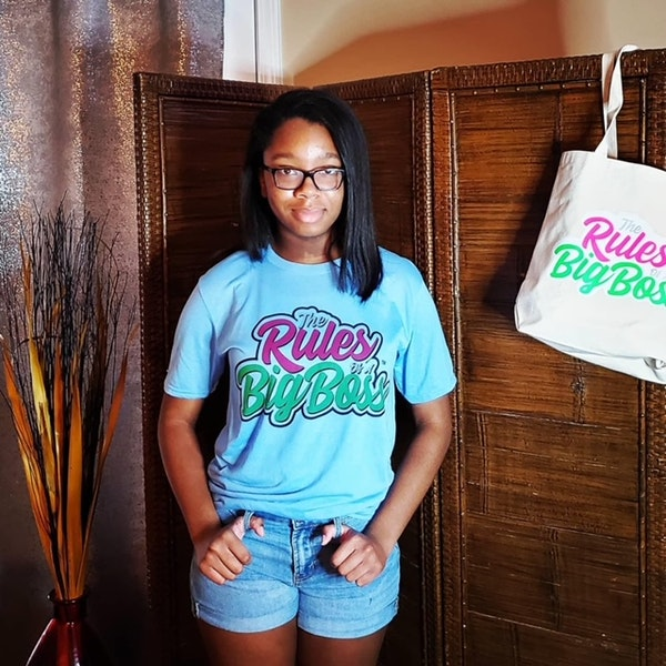 Author + Clothing Designer, in the 7th grade?! A Conversation with Haelee Moone Image