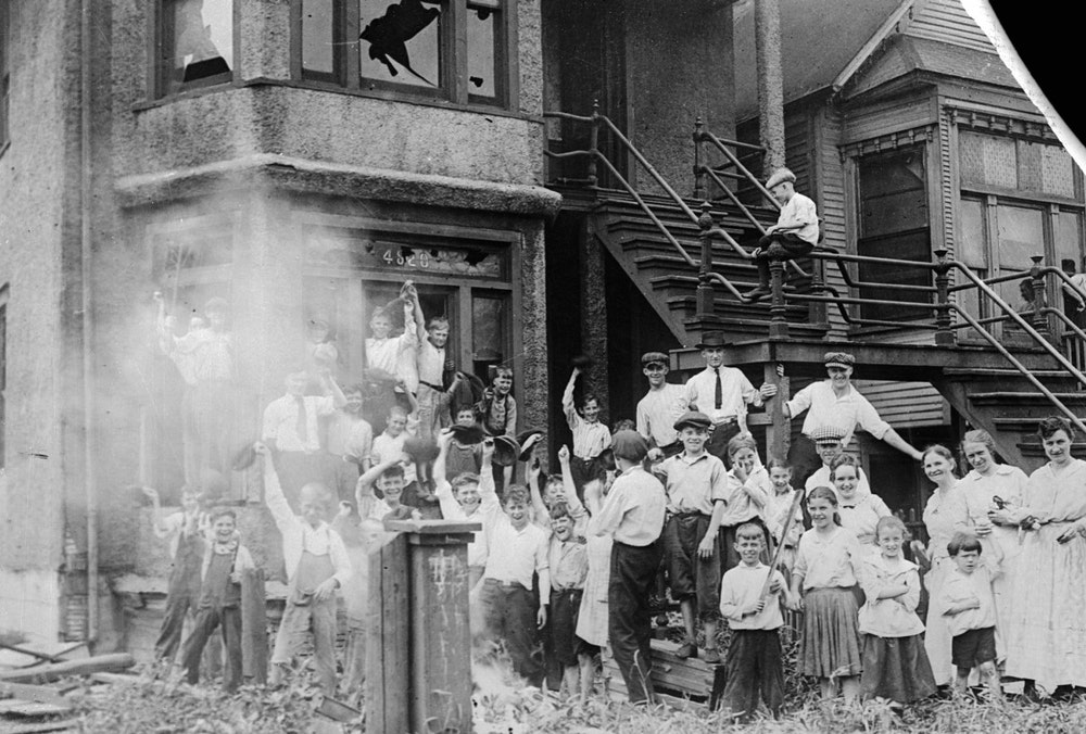 Everyday Black History - The Chicago Riot of 1919