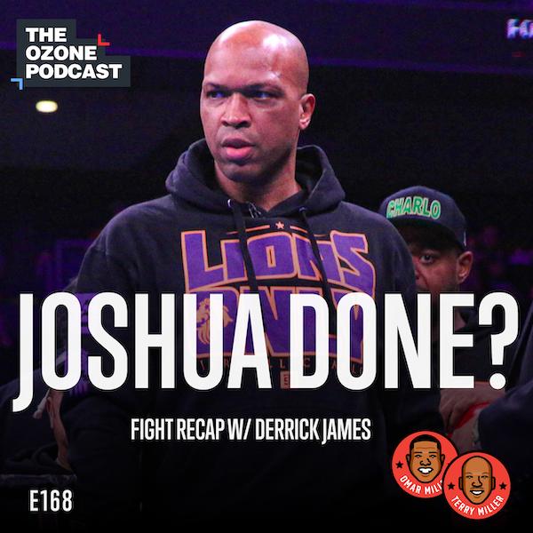 Boxing Rundown with Derrick James