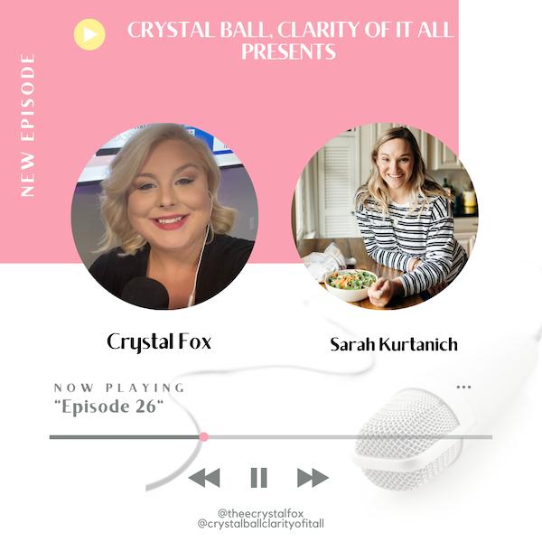 Mental & Hormonal Health with Sarah Kurtanich