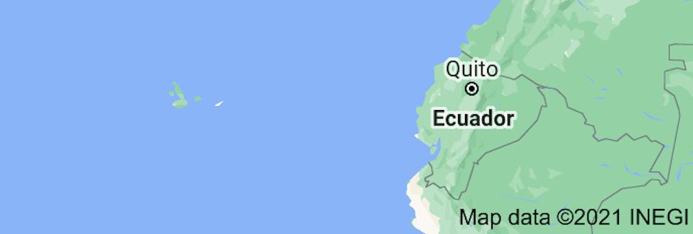 My Hometown: Quito, Ecuador.