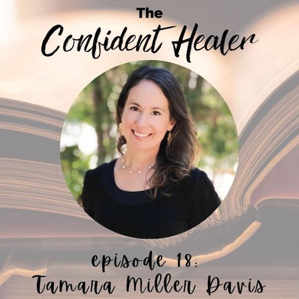 Tamara Miller Davis on writing, empowerment, and publishing her first book