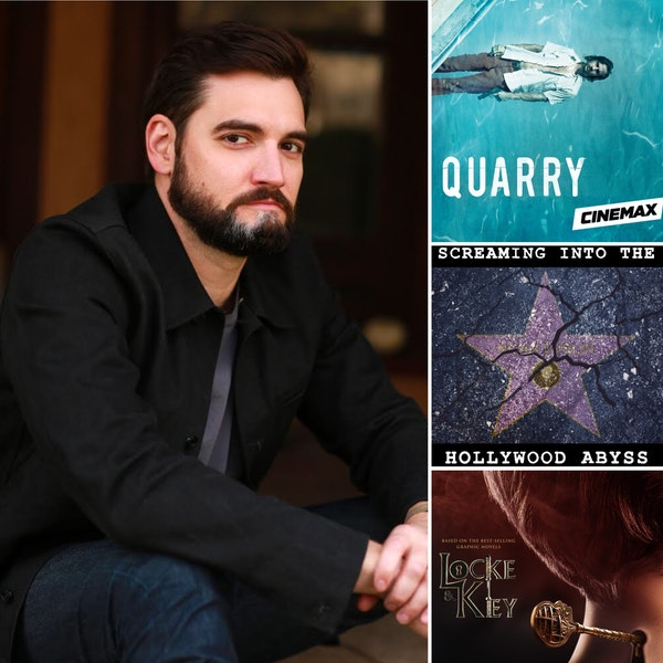 Take 28 - Writer and showrunner Michael Fuller, Quarry, The Mosquito Coast