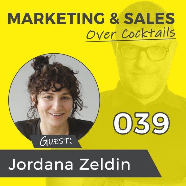 039: Are You a HAPPY Seller? with Jordana Zeldin Image