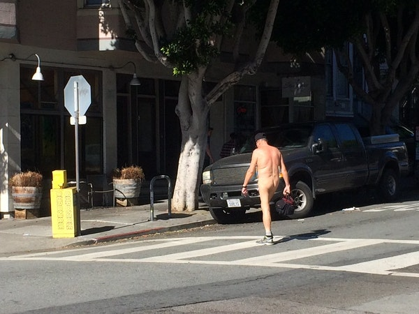 Episode 137: No One Beats Up a Naked Man Image