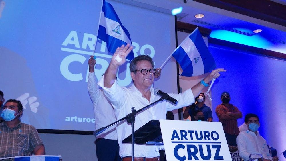 Ministerio Público amplía a 90 días el plazo de investigación a Arturo Cruz