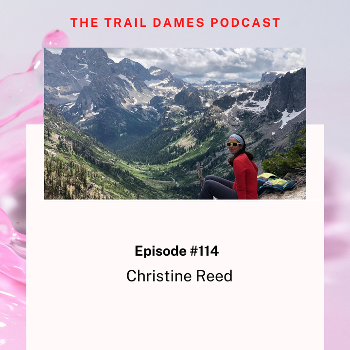 Episode #114 - Christine Reed
