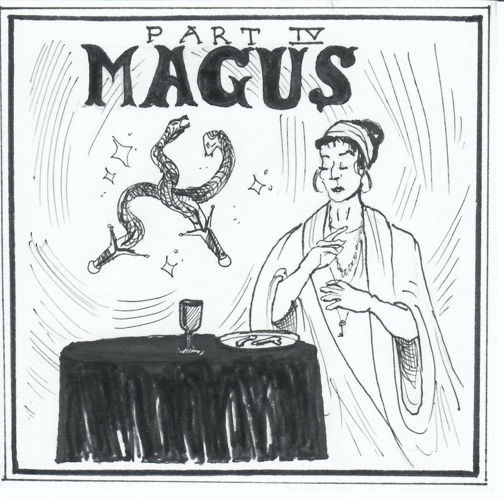Elminster - The Making of a Mage - Pt. IV: Magus