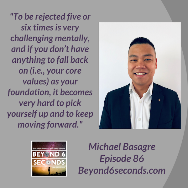Episode 86: Helping young people create a path to success – with Michael Basagre Image