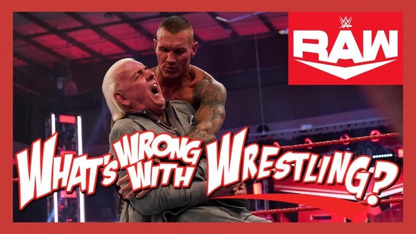 THE LEGEND KILLER - WWE Raw 8/10/20 & SmackDown 8/7/20 Recap Image