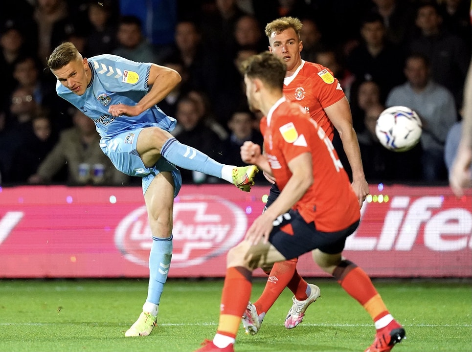 Total Cov Blog #11 - Luton Town 5-0 Coventry City, 29.09.2021.