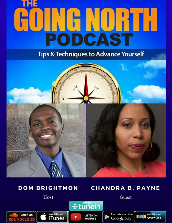 "52 - ""You Go Girl"" with Chandra B. Payne (@ChandraBPayne)"