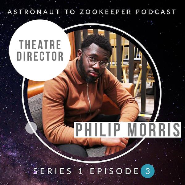 Theatre Director - Philip Morris Image