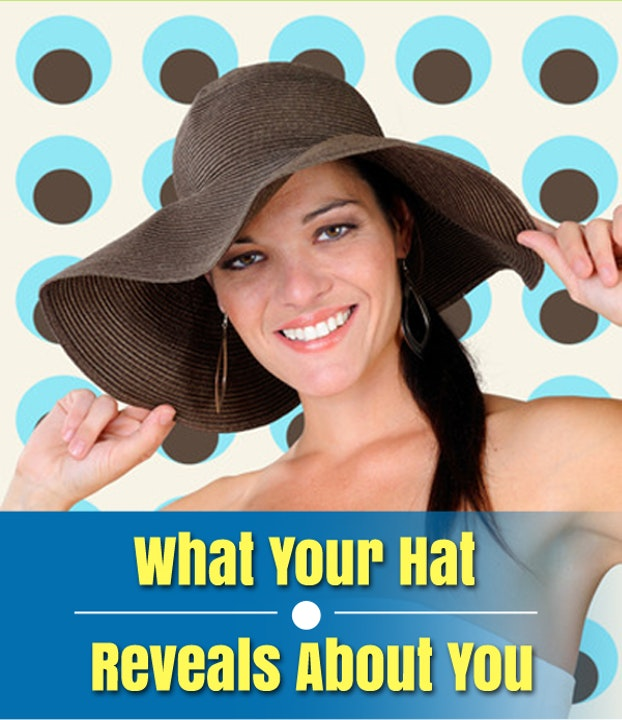 What does you hat say about you?
