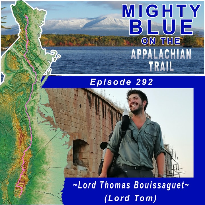 Episode #292 - Lord Thomas Bouissaguet (Lord Tom)