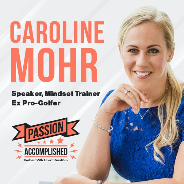 Moving forward after losing a leg with Caroline Mohr