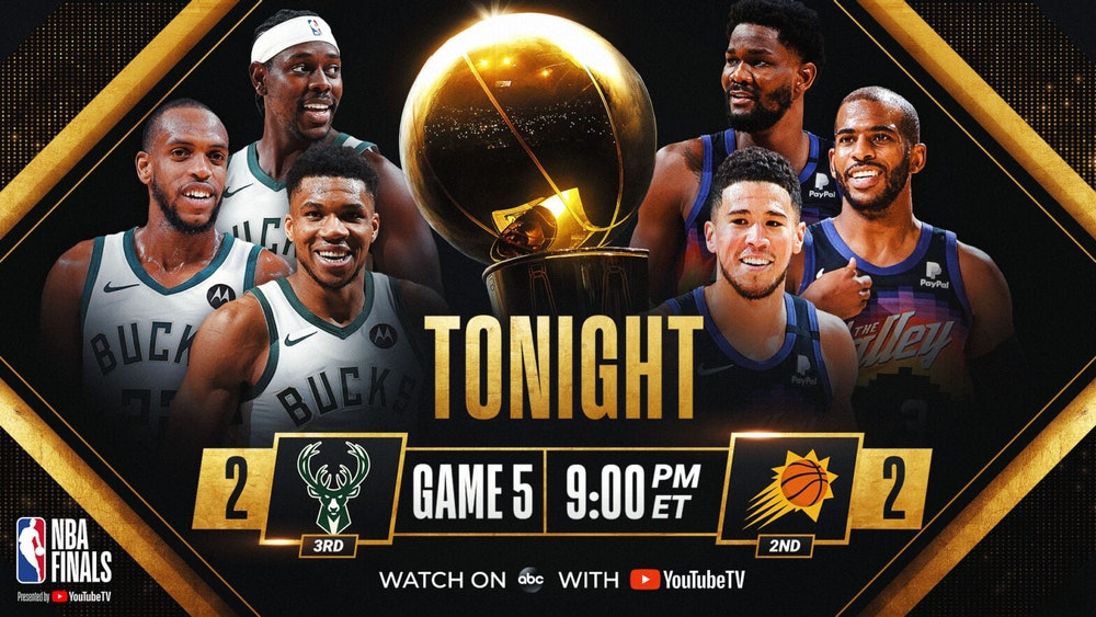 Game 5 Preview