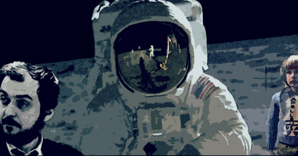 The Moon Landing - Directed by Stanley Kubrick