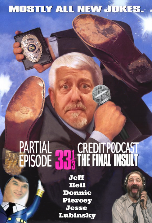 Episode XXXIII: The O'Donnell Strikes Back - PC033