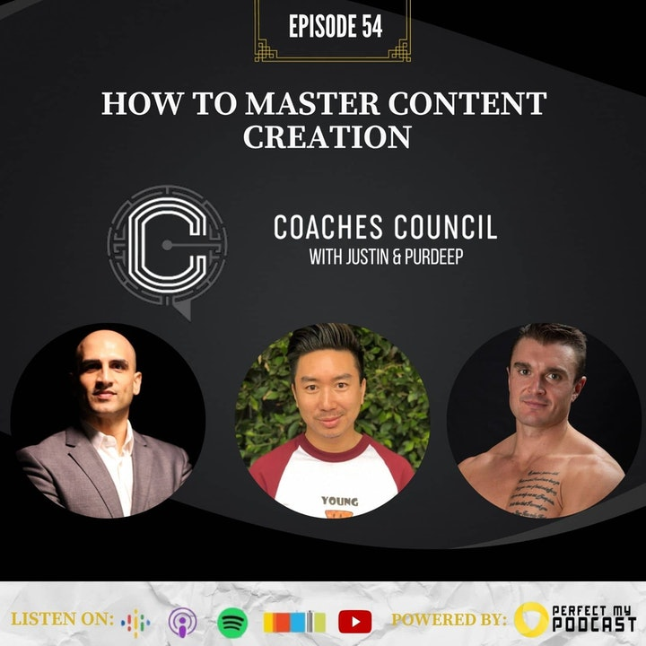 Episode image for 54: How to Master Content Creation with David Dang