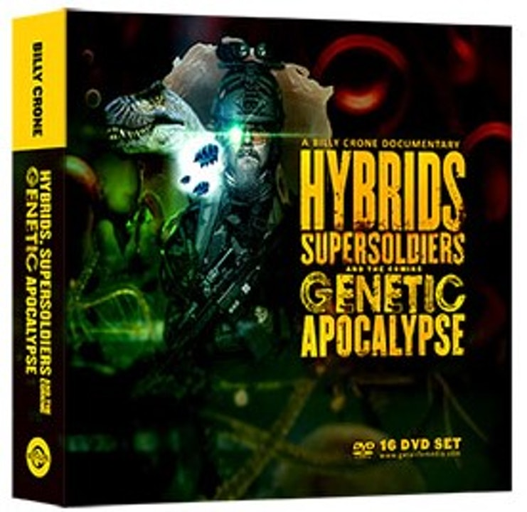 Hybrids, Supersoldiers & The Coming Genetic Apocalypse
