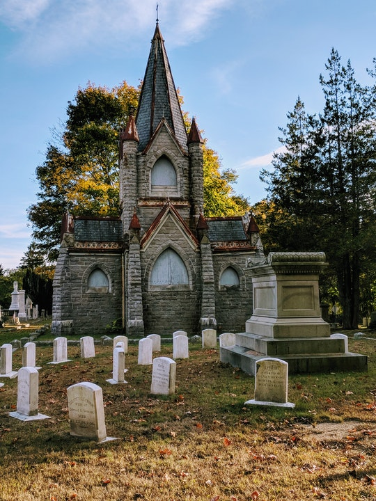 Episode 1 - Welcome to the Ordinary, Extraordinary Cemetery! Image
