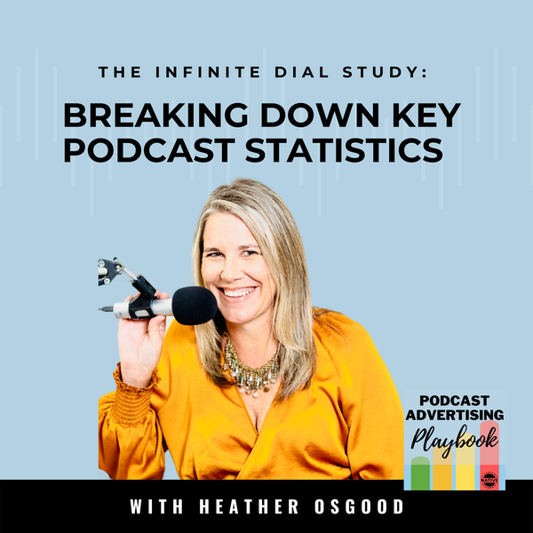 Breaking Down Key Podcast Advertising Statistics Image