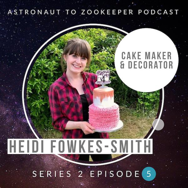 Cake Maker and Decorator - Heidi Fowkes-Smith Image