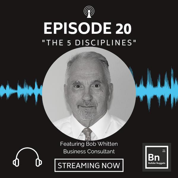 EP 20: The 5 Disciplines