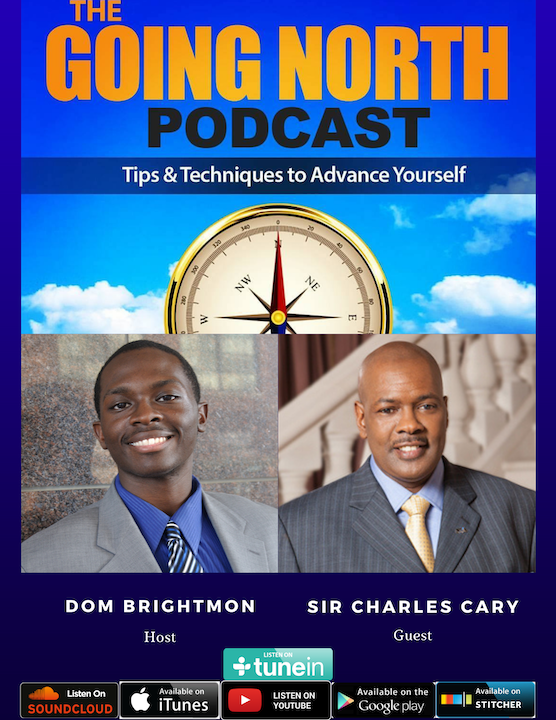 """2 - """"Radiate the Brain & Change the Game"""" with Sir Charles Cary @SirCharlesCary"""