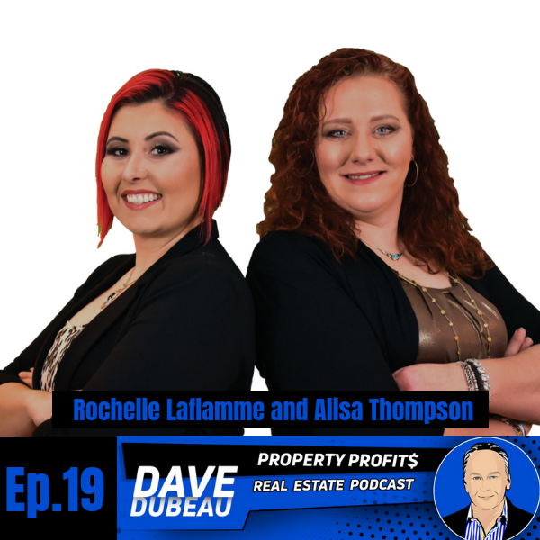 An Epic Moment In Real Estate Investing with Rochelle Laflamme and Alisa Thompson Image