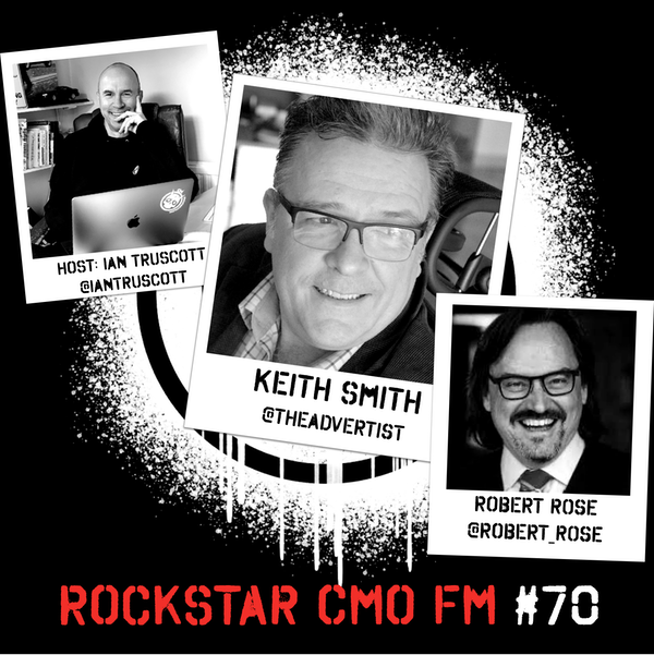 The Keith Smith Virtual Selling, Free Content and A Libation from the Archive Episode Image
