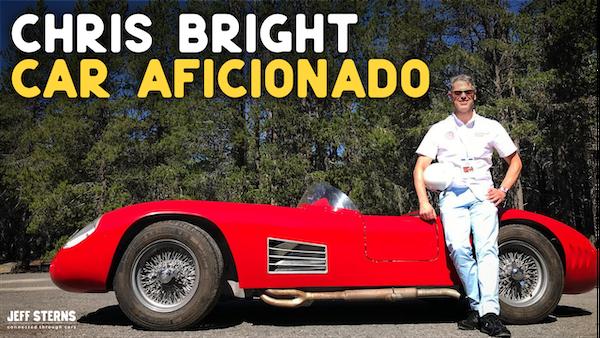 Chris Bright | Car Aficionado | Founder- COLLECTOR PART EXCHANGE - CPX Image