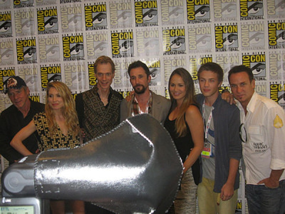 Falling Skies Interviews