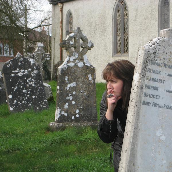 S1E2: Bridget Bray - Genealogy Expert Image