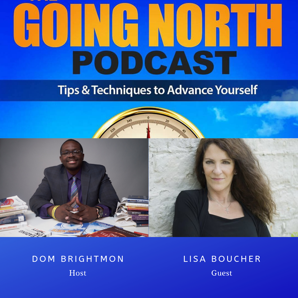 "140 - ""Raising the Bar"" with Lisa Boucher (@LBoucherAuthor) Image"