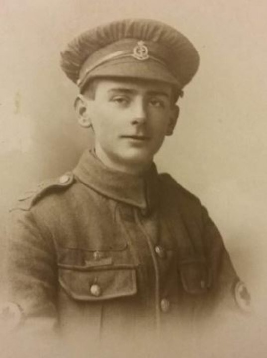 48 Captain H E Hovell - First World War Image
