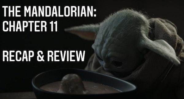E62 The Mandalorian Chapter 11: The Heiress Recap & Review Image