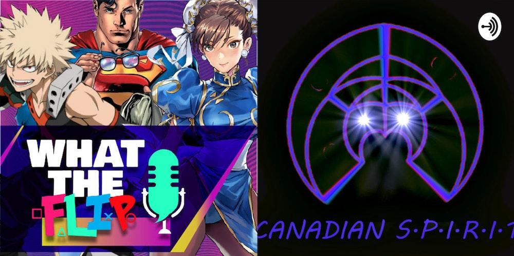 Podcast Cross Over!