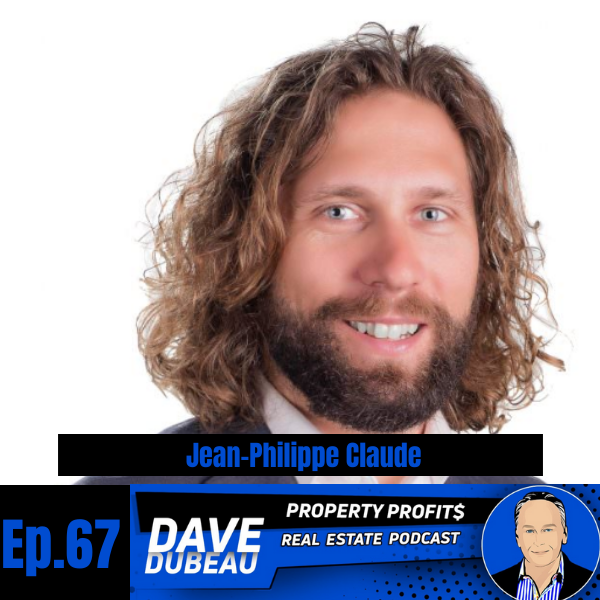 Real Estate Investing QUEBEC style with Jean-Philippe Claude Image