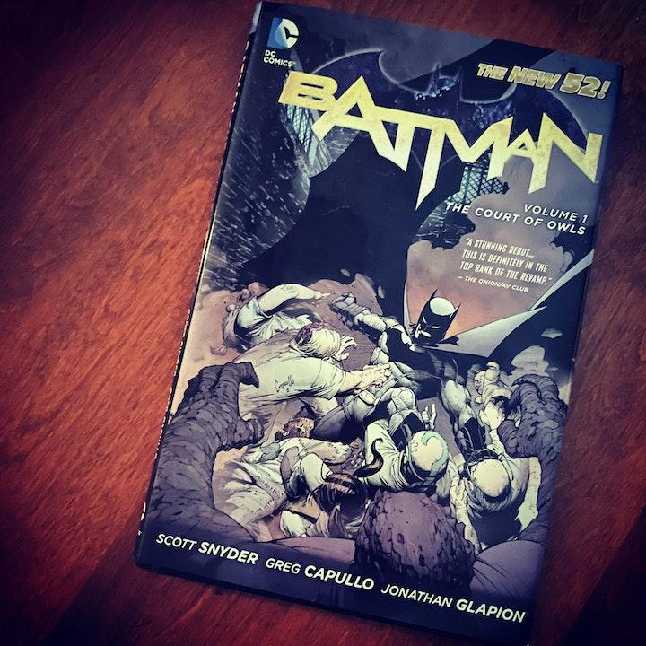 COMIC REVIEW: Batman Volume 1: The Court Of Owls
