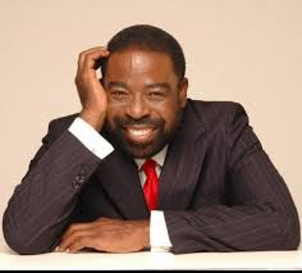 164: Laughing Your Way Back To Life with Les Brown Image