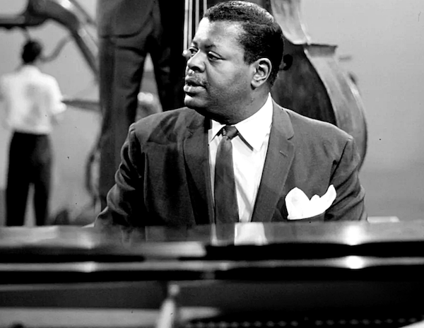 Strike Up The Band, Oscar Peterson Image