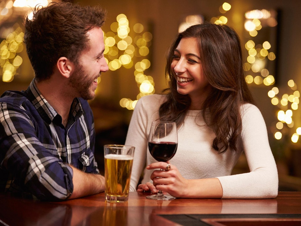 Dating Tips: Dating In A Bar Safely I Alcohol and Dating