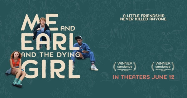 Me and Earl and The Dying Girl & Clarence Image